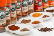 Different Types of Spices or Herbs for Cooking