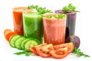 Juicing Fruits and Veggies